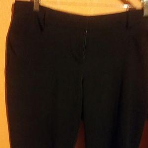Apt.9 modern fit black pants